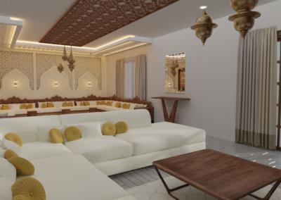 Liwatoni Residential space